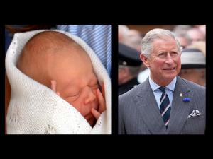 Quem será mais feiosinho, o neto ou avô? (Mentira gente, os dois são lindos. Tô dizendo isso porque eles não vão ler essa coluna mesmo, se fosse na Inglaterra eu tava me cagando)