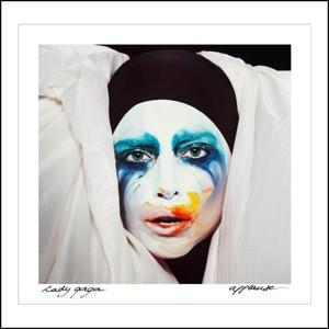 Gente, eu pedi a foto da capa do novo single da Gaga, não de uma animadora de circo.